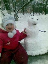 Наш снего друг!