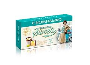 Шоколадные конфеты «Комильфо» сменили дизайн упаковки