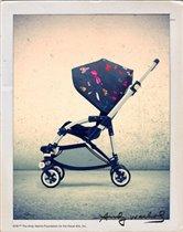 Модные детские коляски: жуки и звезды от Энди Уорхола