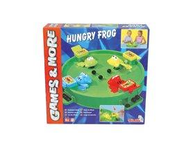 Голодные лягушки