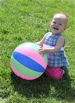 Игра в мяч - тоже большое дело!