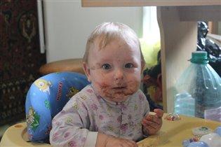 Кто кушал шоколад ? Я? НЕЕЕЕ..... :) Я НЕ ЕЛА !