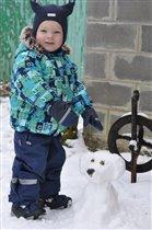 наш снежный дружок