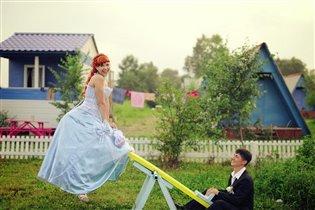 Наша деревянная свадьба