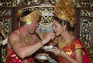 Наша свадьба на о. Бали