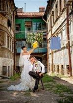 Чисто одесская свадьба!!