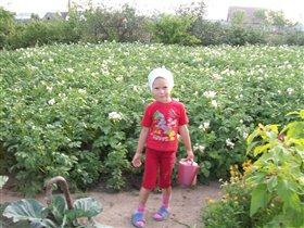 Огородница - хозяйка!!