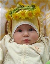 Наша первая весна))))))))