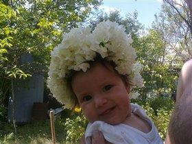 Девочка-весна