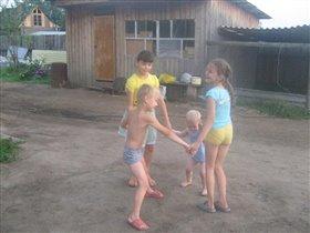 А мы любим танцевать!!!