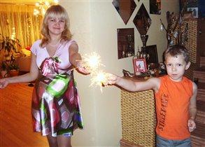 В ожидании чуда мы встречаем Новый год!