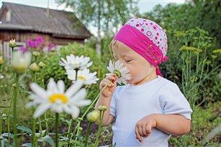 Наша цветочница =)