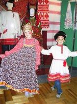 Русский пляс