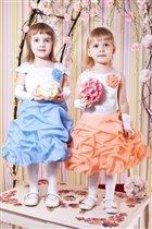 Цветочное настроение Лера и Алина