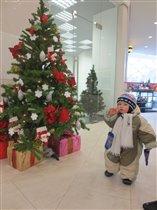 Где тут подарки дают?