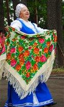 звездные танцы на 70-летии поселка