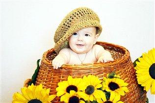 Всем солнечного настроения и цветов!)