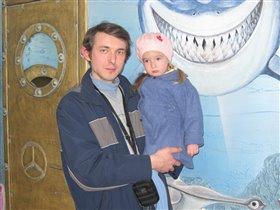Харьковский дельфинарий.