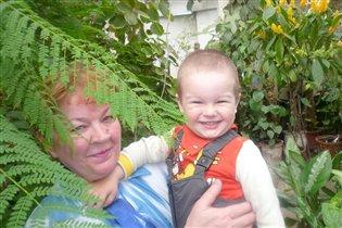 Кирилл Викторович и бабушка