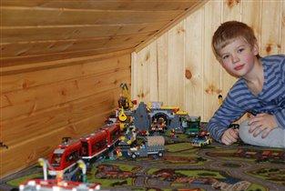 Мой Лего-город!