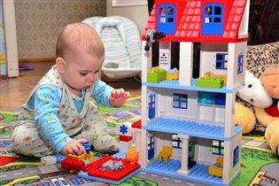 Что мне стоит дом построить! -))