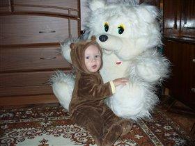 Два медвежонка=)