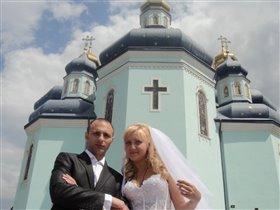 Венчание двух любящих сердец