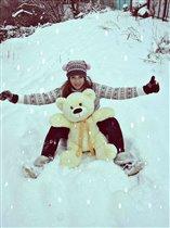Люблю своего медвежонка