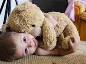 Тедди и я