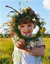 Аромат полевых цветов, так сладок!!!