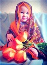 Оранжевое настроение Марго