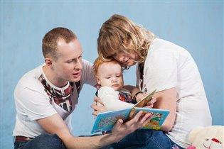 Фотоконкурс 'Я учусь читать'
