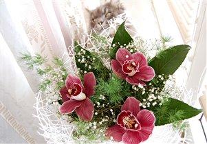 Дизель и орхидеи