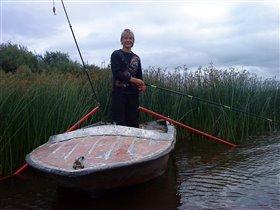 лучший отдых - это рыбалка!