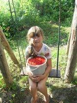 катя любит лето))
