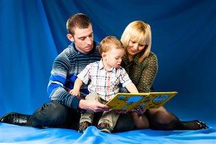 Учимся читать! Наша любимая книга!