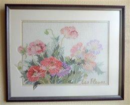 Lanarte Floral fantasy. Цветочная фантазияю