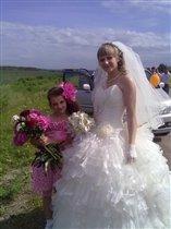 на свадьбе в Башкирии..