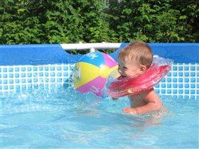 Ура, прохладная вода!!!