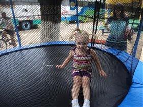 прыжки - тоже спорт!