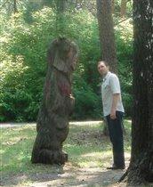 Встреча с духом леса