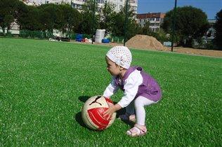 Футболистом буду!