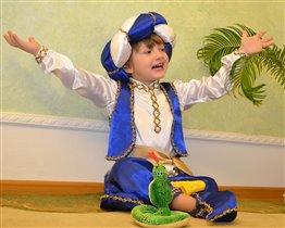 Танец Маленького Мука.