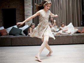 Танец - это искусство.