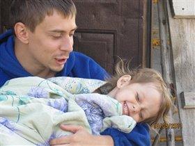 Любовь отца и дочери-мечта любой женщины