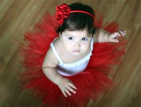 Сабрина -балерина....