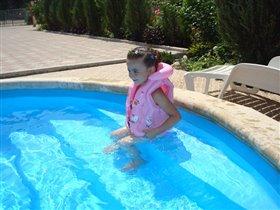 Учусь плавать