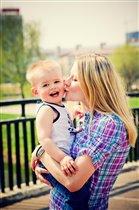 Обожаю своего сыночка!!!