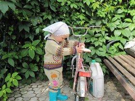 Cейчас заправлю и поеду)))))))