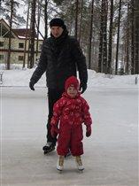 И будет ВЕЛИКАЯ Фигуристка)))
